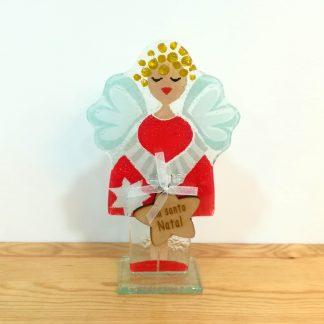anjo natal artesanato sílvia duarte