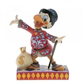 tio patinhas disney traditions jim shore scrooge