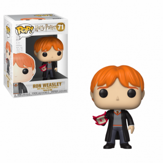 harry potter ron weasley chess funko pop coleção colecção coleccionismo harry potter ron weasley