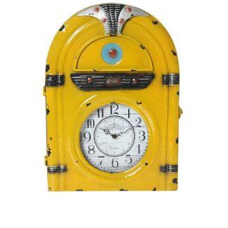 relógio chaveiro metal decoração dia do pai sugestão de prenda