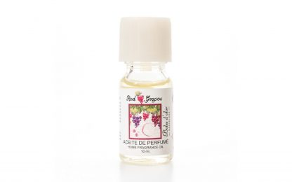 aceite red grapes boles d'olor óleo