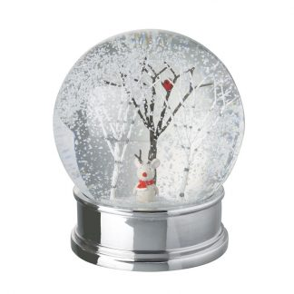 globo de neve rena rodolfo globo de neve snowglobe natal
