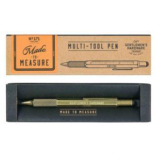 gentlemen's hardware ferramenta presente para homem aço inoxidável caneta