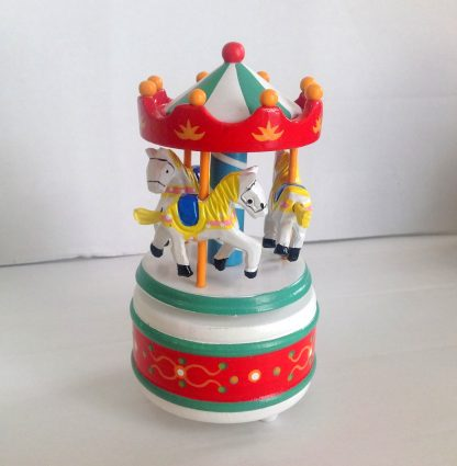 caixa musica magia realejo corda decoração