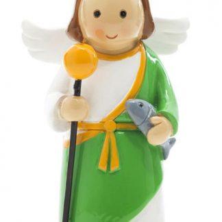 são rafael anjo santo religião religion cute fofo comunhão batizado baptizado figura religiosa anjinho guarda menina menino baptismo