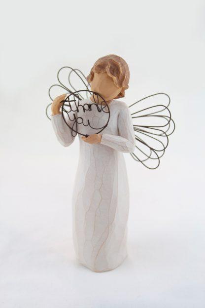 susan lordi figura estátua família anjo peça decoraçao casa significado amizade amor felicidade willow tree desejo aniversário presente agradecimento tahnk you obrigado