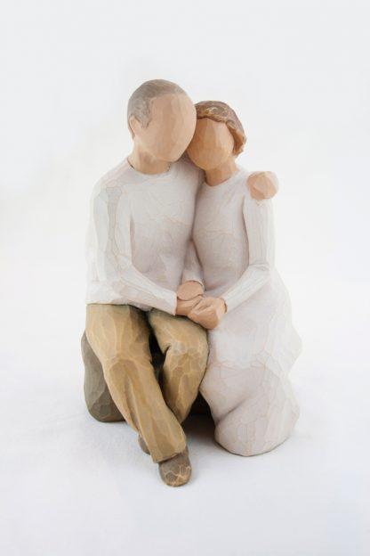 susan lordi figura estátua família anjo peça decoraçao casa significado amizade amor felicidade willow tree desejo aniversário presente aniversário casamento casal