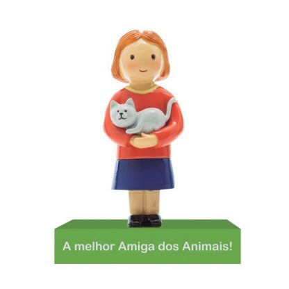 A melhor amiga dos Animais! - Gato Referência 17617 little drops of water