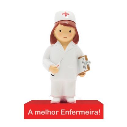 little drops of water profissões enfermeira