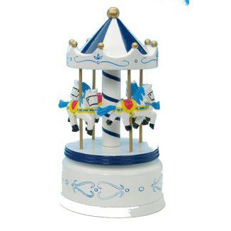 caixa de música caixa de bailarina princesa globo de neve carrossel bebé baptizado