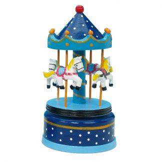 carrossel caixa de música sugestão prenda bebé baptizado comunhão