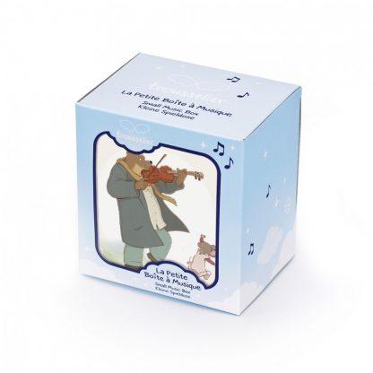 ernest & celestine musique boite caixa de música caixa de bailarina