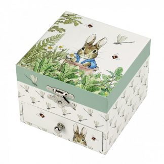 caixa de música bailarina princesa peter rabbit