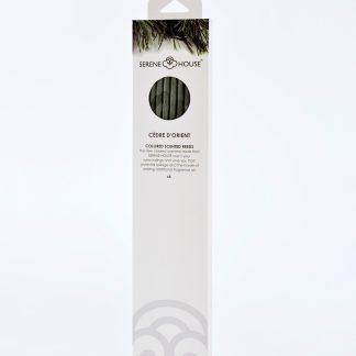 serene house difusor de aromas cedro