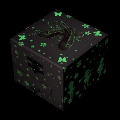 caixa de música caixa de bailarina
