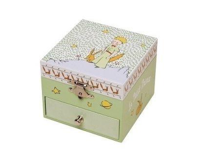 caixa de música boite a musique caixinha de bailarina princesa bailarina fada le petit prince principezinho