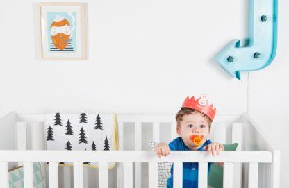 coroa bebé fotos