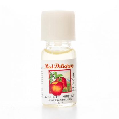 óleo aceite red delicious maçãs doces boles d'olor