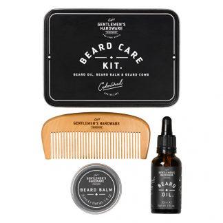 gentlemen's hardware prenda para homem sugestão dia do pai kit barba