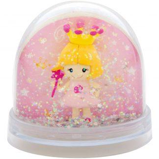 globo de neve princesa