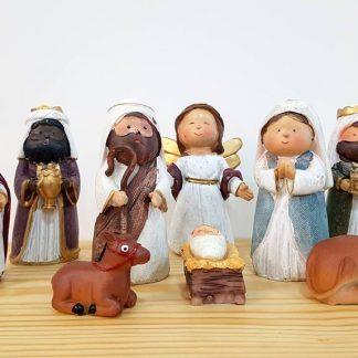 presépio natal sagrada família