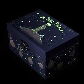 caixa de música boite a musique caixinha de bailarina o principezinho le petit prince