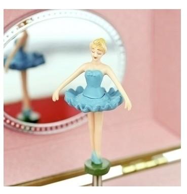 s35103 trousselier caixa de música bailarina