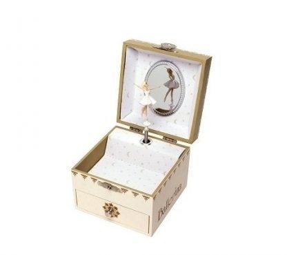 caixa de música boite a musique caixinha de bailarina princesa bailarina girafa sofia