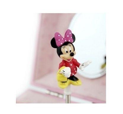 caixa de música boite a musique caixinha de bailarina princesa bailarina fada le petit prince principezinho minnie