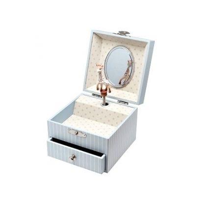 caixa de música caixa de bailarina gira