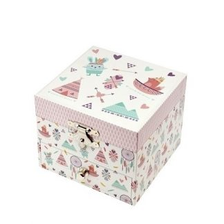 caixa de música boite a musique caixinha de bailarina princesa bailarina fada gato angel lapin
