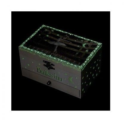 caixa de música boite a musique caixinha de bailarina princesa bailarina fada