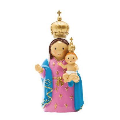nossa senhora da ajuda anjo santo rel