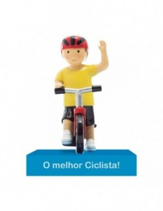 little drops of water profissões ciclista
