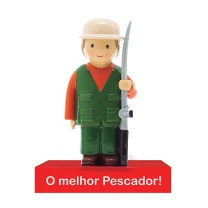 O MELHOR PESCADOR LITTLE DROPS OF WATER