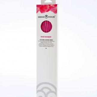 serene house difusor de aromas bouquet de rosa