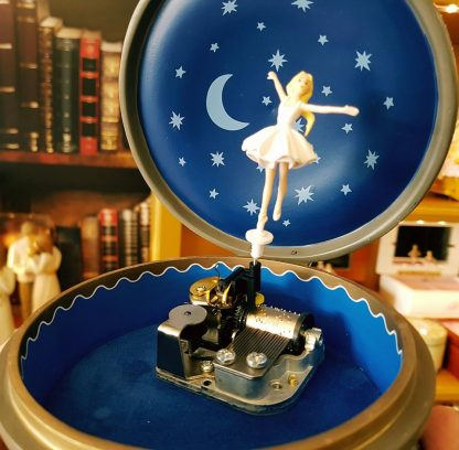 caixa de música caixa de bailarina ballerina
