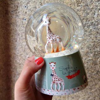 caixa de música caixa de bailarina globo de neve minnie ballerina girafa sofia