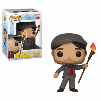 mary poppins jack the lamplighter funko pop coleção colecção coleccionismo mary poppins disney
