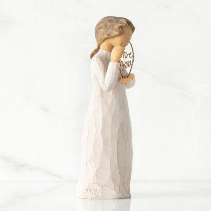 amo-te figura estátua família anjo peça decoraçao casa significado amizade amor felicidade willow tree desejo aniversário presente figura estátua família anjo peça decoraçao casa significado amizade amor felicidade willow tree desejo aniversário presente