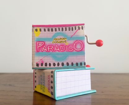 cinema paradiso caixa musica realejo filme cinema banda sonora