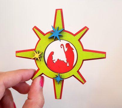 iman presépio artesanato portugal natal