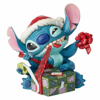 disney traditions jim shore stitch lilo natal