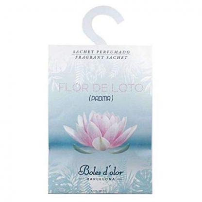 boles d'olor flor de loto lotus