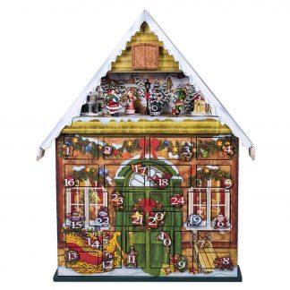 caixa de música carrossel pai natal feira circo globo de neve natal roda gigante feira montra natal viana do castelo portugal caixas de música quebra-nozes bailado calendário de advento