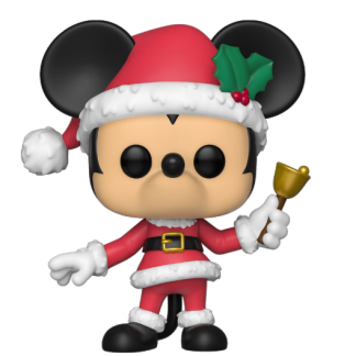 FUNKO POP MICKEY MINNIE DISNEY NATAL
