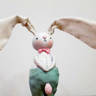coelhinho coelho da páscoa decoração casa madrinha afilhada afilhado padrinho