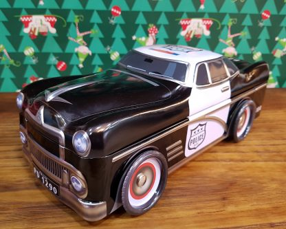 latas metálicas silver crane colecção de latas magia natal carros miniaturas cupcakes nutcraker bolos latas café chá cereais