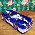 silver crane carro corrida racing car