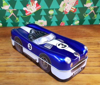silver crane carro corrida racing car